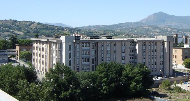 Foto esterna Ospedale AoRummo